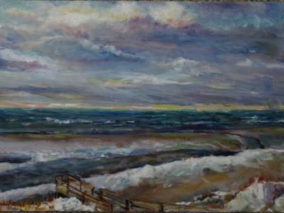 Sold-Wintertime on Birchwood Shore SGH
