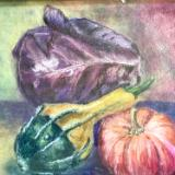 Purple Cabbage Pastel SGH