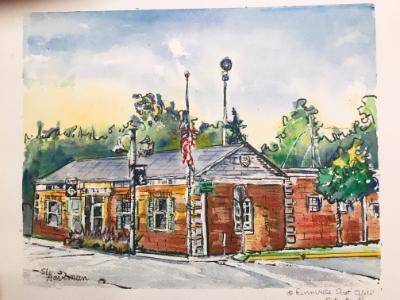 Fennville Post office