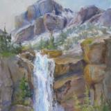 Running Eagle Falls, MT