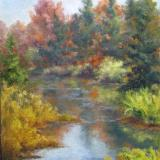 Autumn on the Creek, JMH