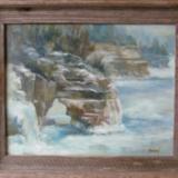 Wintery Pictured Rocks, JMH