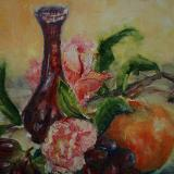 Purple vase and Orange SGH