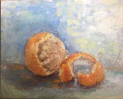 Peeled Orange- SGH